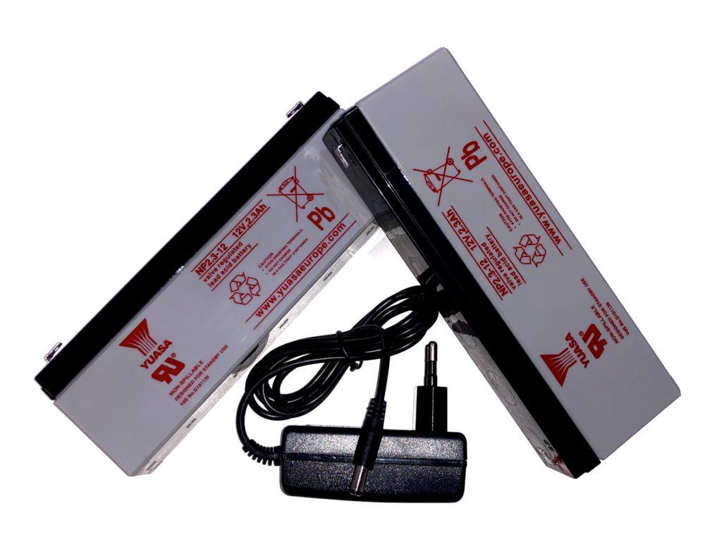 Batterie uso e manutenzione